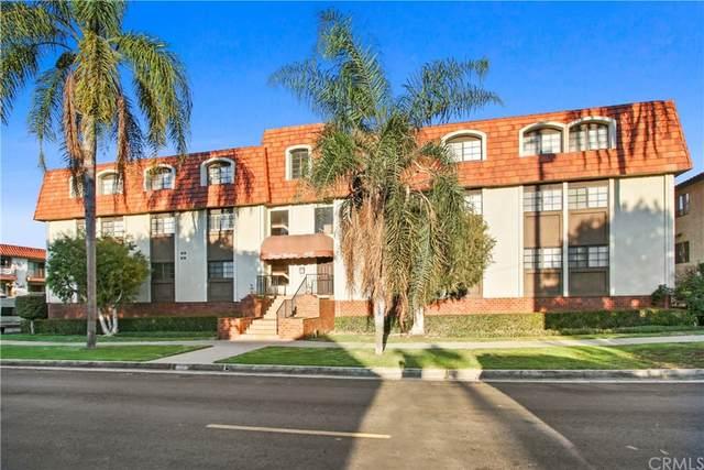 1110 S Leland Street #204, San Pedro, CA 90731 (#PV21209386) :: Necol Realty Group