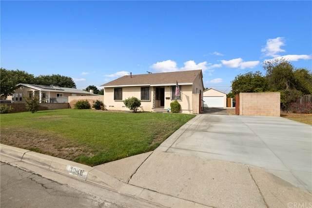 1045 S Susanna Avenue, West Covina, CA 91790 (#SW21209051) :: Corcoran Global Living