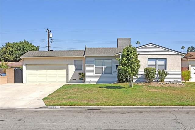 126 N Lindsay Street, Anaheim, CA 92801 (#PW21210458) :: Twiss Realty