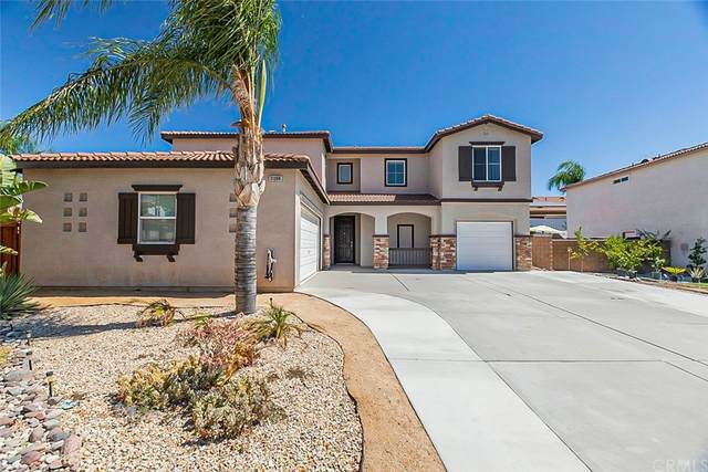 31088 Desert View Court, Menifee, CA 92584 (#IV21211120) :: American Real Estate List & Sell