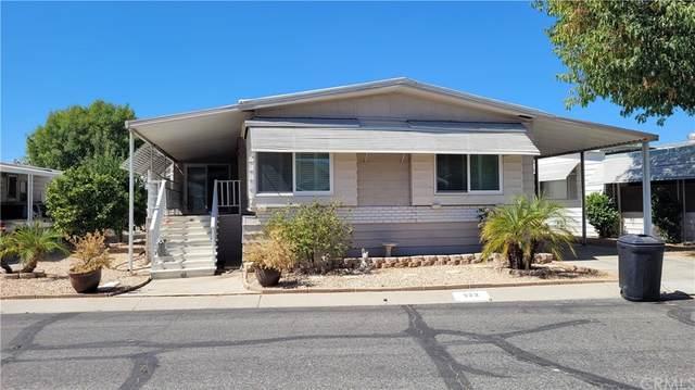 27601 Sun City Boulevard #322, Menifee, CA 92586 (#SW21211119) :: American Real Estate List & Sell