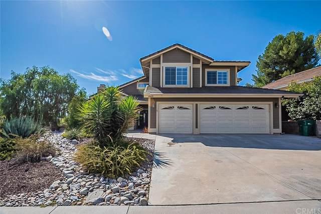 40622 Kona Court, Murrieta, CA 92562 (#IV21211140) :: American Real Estate List & Sell