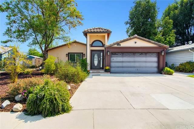 23800 Mobile Street, West Hills, CA 91307 (#SR21210398) :: Corcoran Global Living