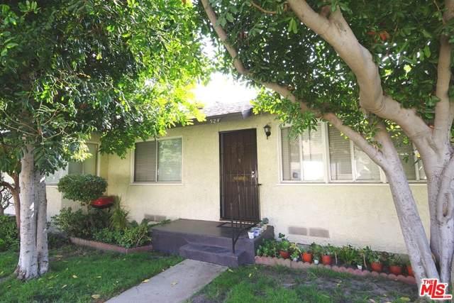 524 Fairhaven Street #10, Carson, CA 90745 (#21787592) :: The Kohler Group
