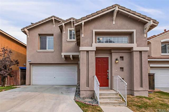 2719 Calle, Chino Hills, CA 91709 (#IV21211155) :: Jett Real Estate Group