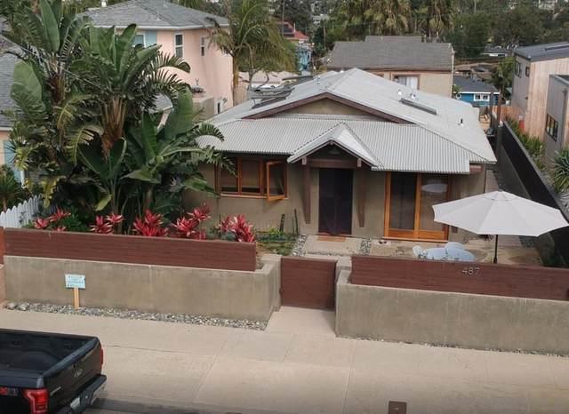 487 Neptune, Encinitas, CA 92024 (#210027085) :: Corcoran Global Living