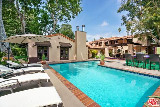5370 Los Feliz Boulevard, Los Angeles (City), CA 90027 (#21787492) :: Corcoran Global Living