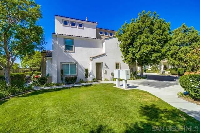 1327 Claim Jumper Ln #1, Chula Vista, CA 91913 (#210027089) :: Corcoran Global Living