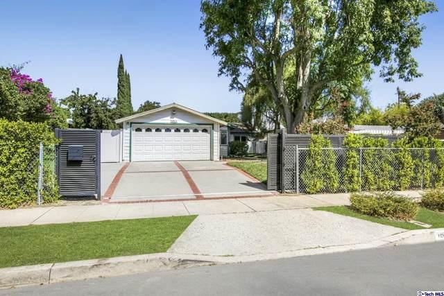 16515 Index Street, Granada Hills, CA 91344 (#320007808) :: Corcoran Global Living