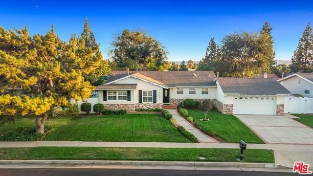 18334 Los Alimos Street, Porter Ranch, CA 91326 (#21786720) :: Corcoran Global Living