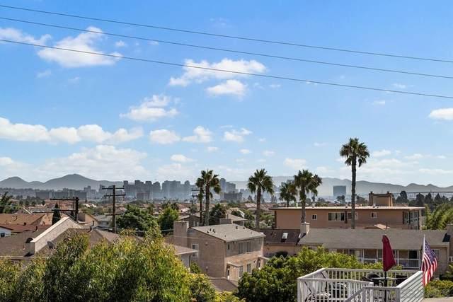 0 Lowell Street, San Diego, CA 92106 (#210027095) :: Corcoran Global Living