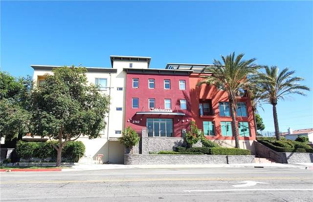 2742 Cabrillo Avenue #101, Torrance, CA 90501 (#SB21210708) :: Corcoran Global Living
