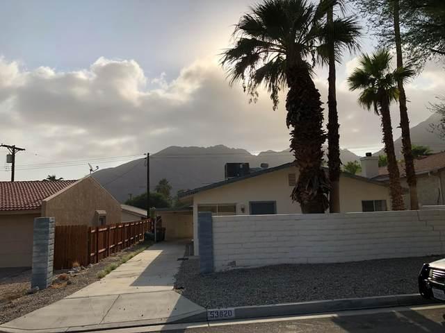 53820 Avenida Vallejo, La Quinta, CA 92253 (#219068008DA) :: Jett Real Estate Group