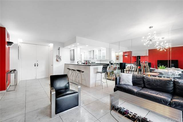 1131 Alta Loma Road #324, West Hollywood, CA 90069 (#SR21192119) :: Legacy 15 Real Estate Brokers