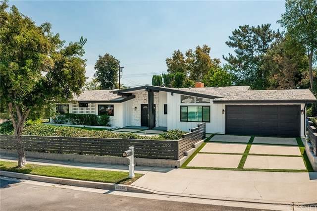23800 Albers Street, Woodland Hills, CA 91367 (#SR21210095) :: Corcoran Global Living