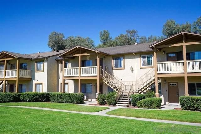 1423 Graves Ave #203, El Cajon, CA 92021 (#210027103) :: Corcoran Global Living