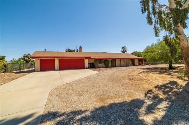 8151 Keats Avenue, Yucca Valley, CA 92284 (#JT21209949) :: Team Tami