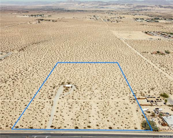 73230 Two Mile Road, 29 Palms, CA 92277 (#JT21209252) :: A|G Amaya Group Real Estate
