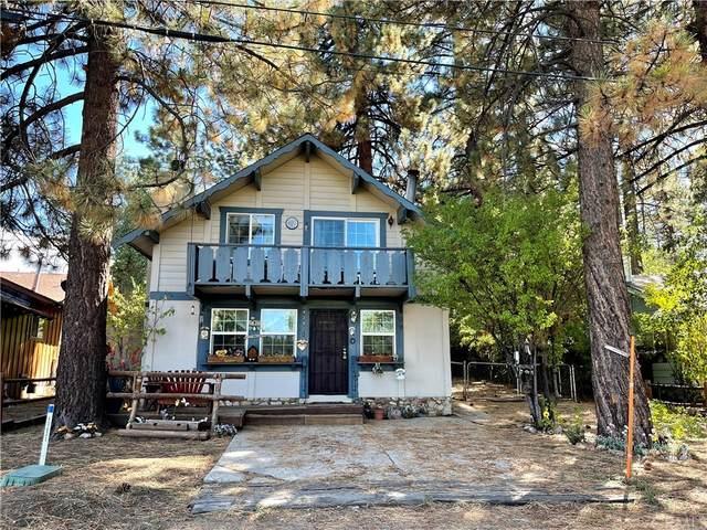 42821 La Cerena Avenue, Big Bear, CA 92315 (#PW21210565) :: Corcoran Global Living