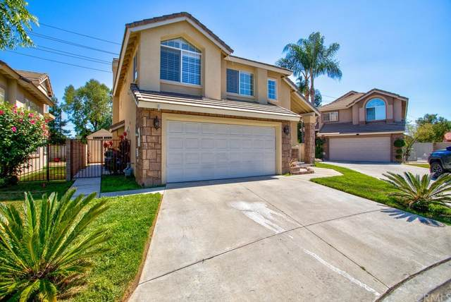 8357 Derfer Drive, Rancho Cucamonga, CA 91701 (#CV21210666) :: Corcoran Global Living