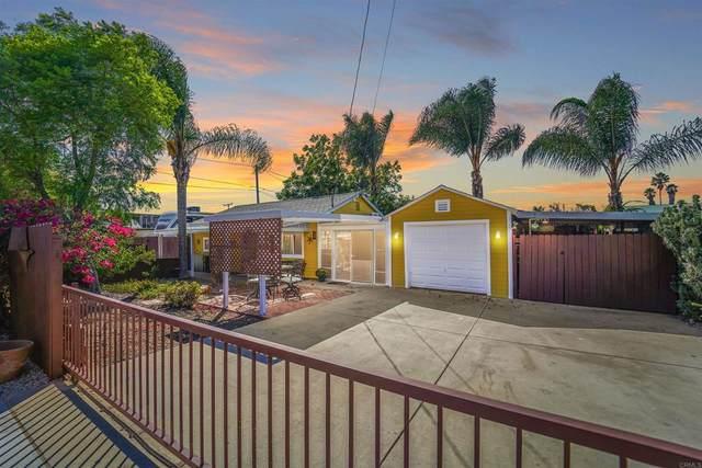 8728 Railroad Avenue, Santee, CA 92071 (#PTP2106763) :: Corcoran Global Living