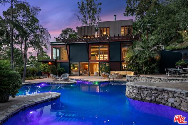 12835 Mulholland Drive, Beverly Hills, CA 90210 (#21787298) :: Legacy 15 Real Estate Brokers