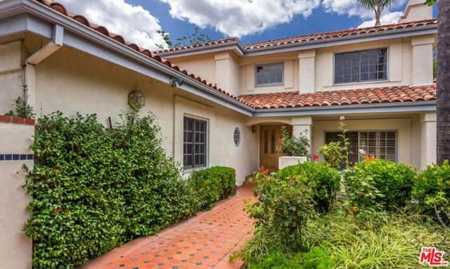 5506 Aura Avenue, Tarzana, CA 91356 (#21786588) :: Jett Real Estate Group
