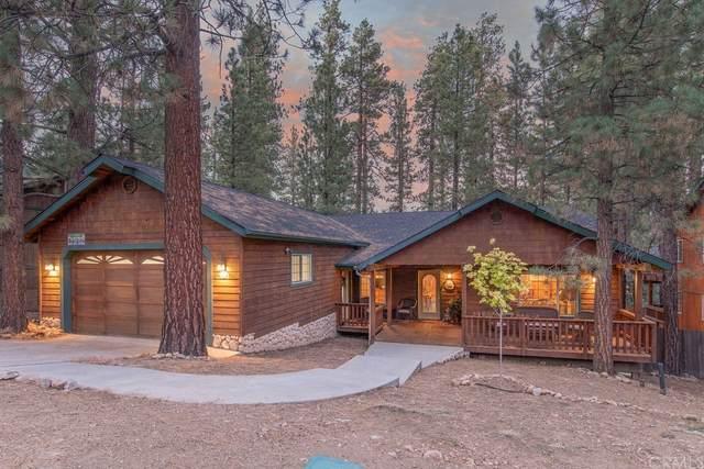 41640 Mockingbird Drive, Big Bear, CA 92315 (#EV21211171) :: Corcoran Global Living