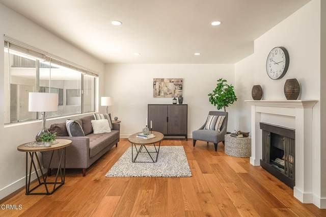 497 S El Molino Avenue #105, Pasadena, CA 91101 (#P1-6809) :: Team Tami