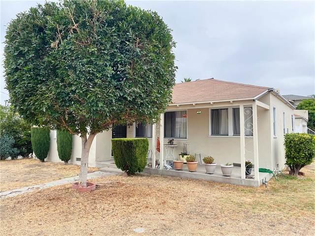 11553 Victory Boulevard, North Hollywood, CA 91606 (#CV21210929) :: Corcoran Global Living