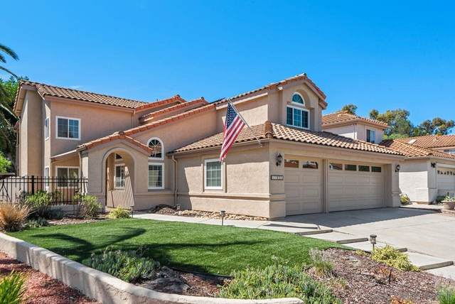 11655 Via Firul, San Diego, CA 92128 (#210027114) :: Corcoran Global Living