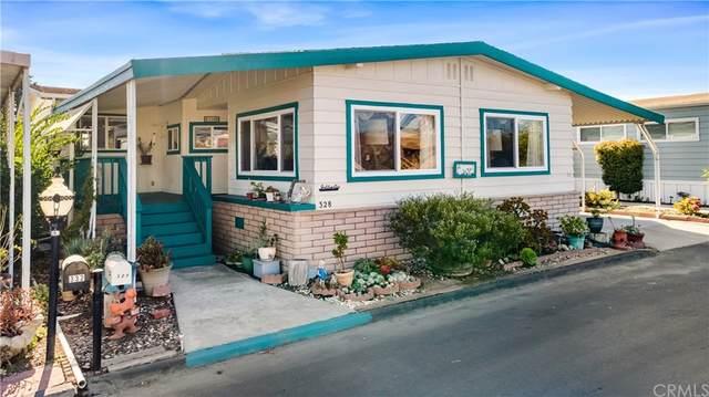 328 Longden Court #67, Arroyo Grande, CA 93420 (#PI21211271) :: Mint Real Estate