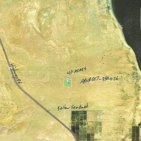 1 40 Acres Raw Land, Westmorland, CA 92281 (#219068013DA) :: Team Tami