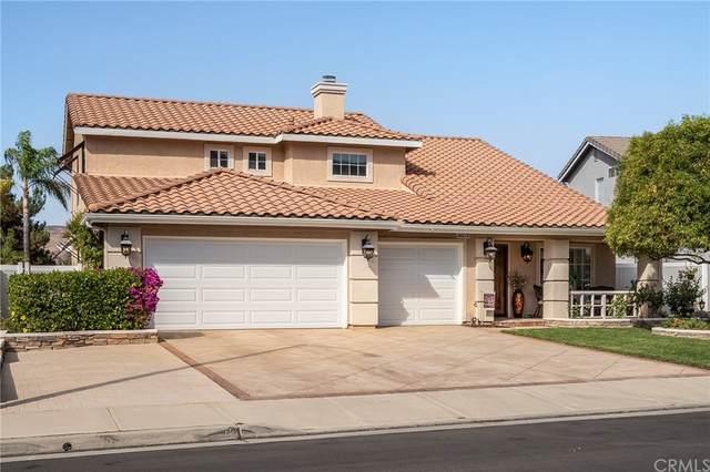 13180 Bay Meadows Court, Corona, CA 92883 (#PV21211201) :: Corcoran Global Living