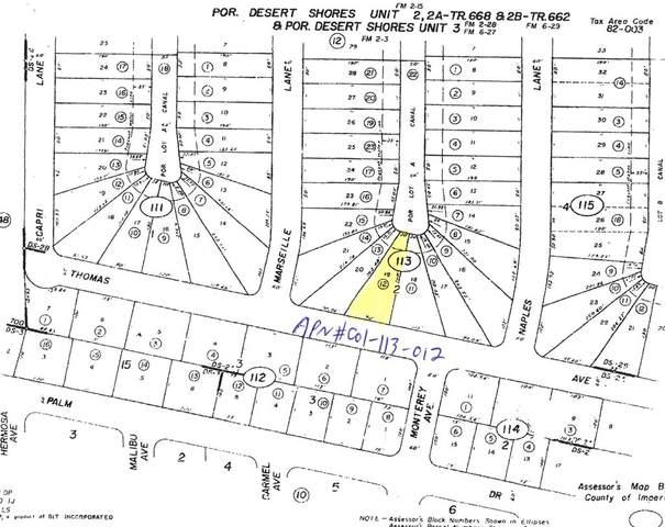 3772 Thomas Avenue, Desert Shores, CA 92274 (#219068015DA) :: Swack Real Estate Group   Keller Williams Realty Central Coast