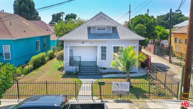 2939 S Catalina Street, Los Angeles (City), CA 90007 (#21787660) :: Legacy 15 Real Estate Brokers