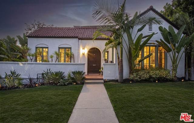 1717 N Vista Street, Los Angeles (City), CA 90046 (#21787686) :: Re/Max Top Producers