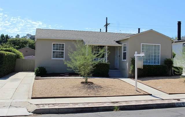 8069 Culowee St, La Mesa, CA 91942 (#210027124) :: Corcoran Global Living