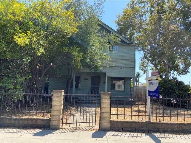 400 E Grand Avenue, San Gabriel, CA 91776 (#AR21210317) :: Corcoran Global Living