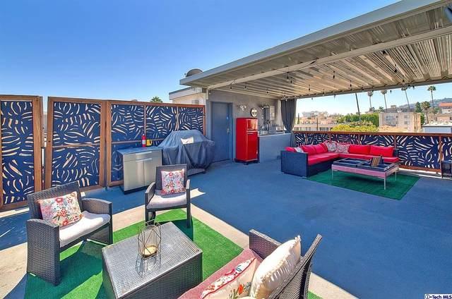 7124 Hollywood Boulevard #4, Los Angeles (City), CA 90046 (#320007811) :: Corcoran Global Living