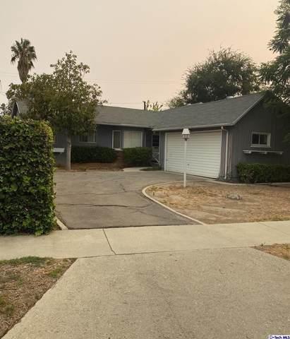 17034 Wyandotte Street, Van Nuys, CA 91406 (#320007812) :: Corcoran Global Living