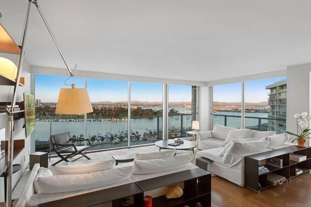 1730 Avenida Del Mundo #1203, Coronado, CA 92118 (#210027125) :: Legacy 15 Real Estate Brokers