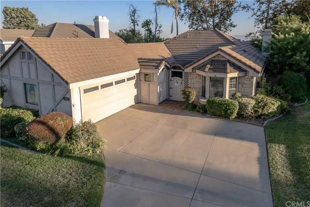 1342 Sunrise Circle N, Upland, CA 91784 (#CV21209133) :: Corcoran Global Living