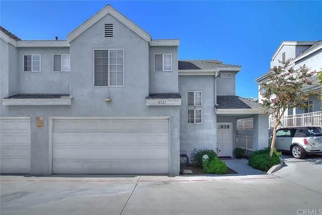 8521 Citigate Drive, Whittier, CA 90602 (#CV21208019) :: Corcoran Global Living