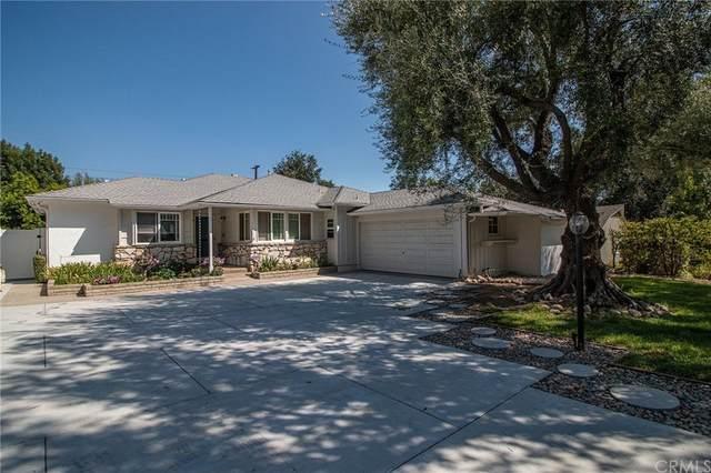 170 Holdman Avenue, Sierra Madre, CA 91024 (#AR21211451) :: The Parsons Team