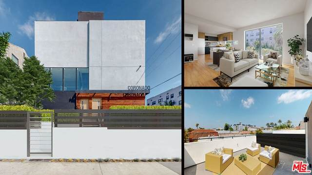 142 1/2 S Coronado Street, Los Angeles (City), CA 90057 (#21787688) :: The Laffins Real Estate Team