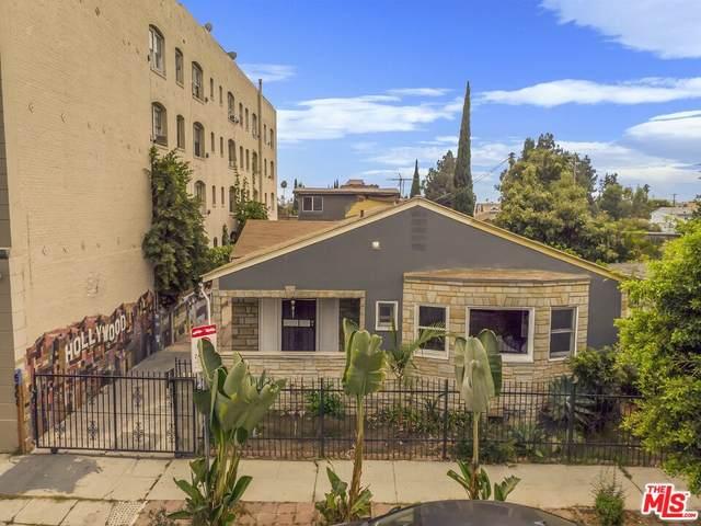 5608 Fernwood Avenue, Los Angeles (City), CA 90028 (#21787020) :: Team Tami