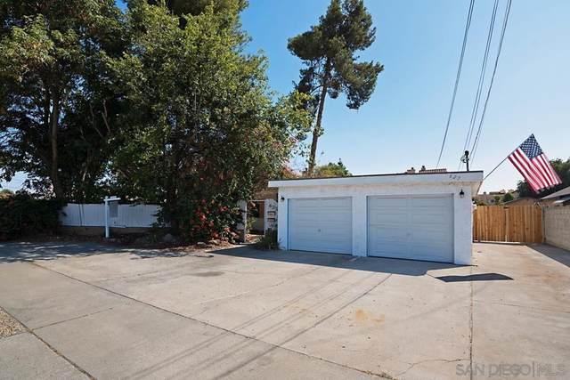 627 Dorothy St, El Cajon, CA 92019 (#210027131) :: Corcoran Global Living