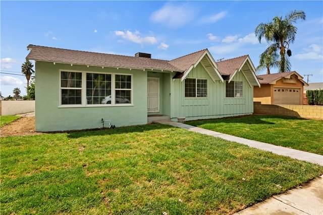 9869 Salina Street, Rancho Cucamonga, CA 91730 (#CV21211436) :: Corcoran Global Living