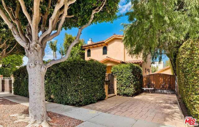 8847 Rosewood Avenue, West Hollywood, CA 90048 (#21786988) :: Legacy 15 Real Estate Brokers